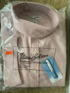 Tailored Sportsman, Ladies Size 10 Long Sleeve Ratcatcher , Color-blush