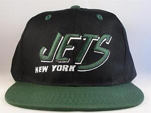 NFL New York Jets Retro Snapback Hat Cap