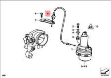 Genuine BMW E36 Z3 Cabrio Coupe Ads 2 Actuator Throttle Cable OEM 35411162495