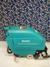 "Tennant 5400 24"" floor sweeper scrubber with New batteries and Free shipping"