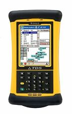 TDS (TRIMBLE) NOMAD800LC RUGGED MOBILE PDA DATA COLLECTOR SCANNER PICKUP WELCOME