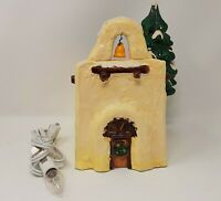 Rare Dept 56 Snow Village Mission Church 5062-5 (1979-1980) Excellent