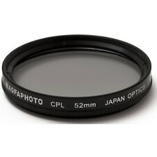 """AGFA Circular Polarizing Glass Filter (CPL), 52mm 52 APCPL52"""