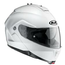 Casco Hjc modular is Max II Pearl blanco TM m 57-58