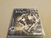 Hunted: The Demon's Forge (Sony PlayStation 3, 2011) Complete With Manual