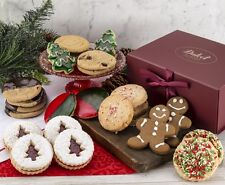 Dulcet's Holiday Sweet Cookie Confection Treats-Choclate Chip, Peanut Butter, Ha