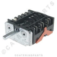 SW33 6 POSITION ROTARY HOB SWITCH ELECTRIC BOILING TOP OVENS EGO 46.27266.813