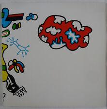 Ausstellungskatalog Otmar Alt + 2 Fotos, 1973, Gemälde