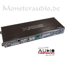 AUDIO SYSTEM X-80.6 X-ion 5-6-Kanal Verstärker Auto PKW Endstufe 980 Watt