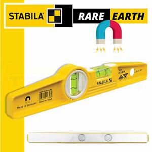 Stabila 81SREM Scaffold Rare Earth Magnet / Magnetic Spirit Torpedo Boat Level