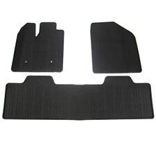 OEM NEW Front & Rear Premium All Weather Floor Mats 11-16 MKX DA1Z-7813086-AA
