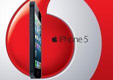100% GUARANTEED UNLOCK Vodafone UK iPhone 6+ 6 5S 5C 5 4S 4 Official Unlocking