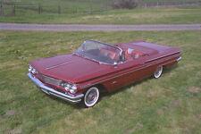 521010 1960 Pontiac Bonneville A4 Photo Print