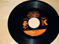 45 NORTHERN SOUL James Brown ...POPCORN King NM/NM-