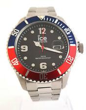 Ice-Watch 016545 steel United Silver M Ø 40 mm Herrenuhr Uhr 10 ATM Edelstahl 97