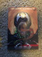 1993 SkyBox Marvel Masterpieces Venom #45 THIS CARD IS VHTF RARE