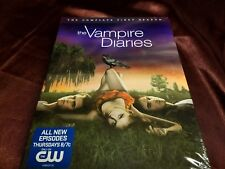 New The Vampire DiariesThe Complete First Season 1 DVD NEW &  SEALED SHIPS fast!