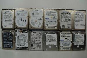 """Laptop 2.5"""" SATA Internal Hard drives 160GB 750GB 500GB 1TB 5400RPM NEW HDD"""