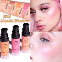 Liquid Blush Makeup Charming Face Rouge Matte Nude Cheek Repair Blusher Beauty