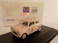 Mini - Pink Floral, 1/43 Model Car. Cararama, Ideal Gift For Girl.