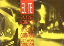 ELITE disco MIX 45 giri STAMPA ITALIANA Goin'On 3 versioni  MADE Iin ITALY 1988