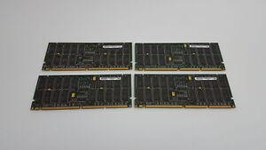 HP A4923-60001 2 GB (4 X 512 MB) PC-133 2Rx8 3.3V SDRAM ECC Server RAM Kit