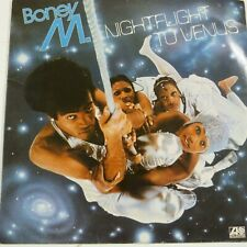 lp vinyl BONEY M. nightflight to venus  K 50498