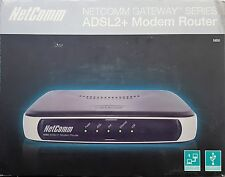 Netcomm NB6 Rev2 ADSL2+ Modem Wireless Router Netcomm Gateway Series