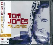 Tom Jones Mr. Jones +1 Japan CD w/obi V2CP-138