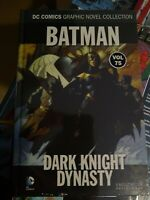 Dark Knight Dynasty HC New DC Comics Graphic Novel Batman Sealed