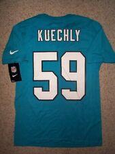 ($28) NIKE Carolina Panthers LUKE KUECHLY Jersey Shirt YOUTH KIDS BOYS (L-LARGE)