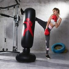 US! Adult Free Standing Punching Bag Boxing Cardio Kickboxing Fitness Training
