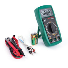 MS8321E Mastech Digital pro Hand Multimeter a/V / Ohm / Temperature Batterietest