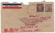 AUSTRALIA PAPUA NEW GUINEA 1947 LETTER ENCLOSED FROM THE ARCHDEACON OF THE MAMBA