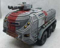 Transport Truck - Warhammer 40k, Necromunda, Infinity