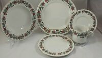 Village by Lynns China Dinnerware Place Setting Dishes