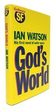Ian Watson - God's World - SIGNED FIRST EDITION in DJ - Victor Gollancz, 1979
