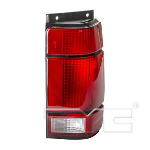 Tail Light Assembly-Regular Right TYC 11-1887-01 fits 91-94 Ford Explorer