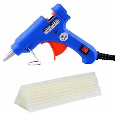 Professional Art Craft Repair Tool 20W Electric Heating Hot Melt Glue Gun Stick