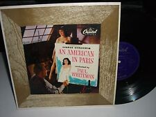 33 TOURS (25 cm) / LP--BOF/OST--AN AMERICAN IN PARIS--PAUL WHITEMAN
