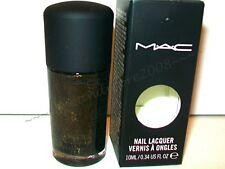 MAC NAIL LACQUER Polish~ SERIOUSLY HIP ~Style Black LE