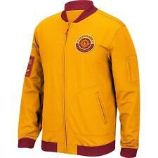 Para Hombres Cleveland Cavaliers Adidas Originals Madera Clásico Chaqueta de pista-Oro