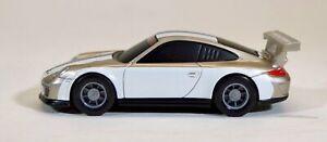 Minichamps 1:64 White Porsche 911 GT3 Cup Car