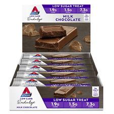 Atkins Endulge Milk Chocolate Bars 30g X 15