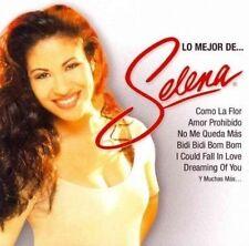 Lo Mejor De. by Selena (CD, Mar-2015, 2 Discs, EMI)