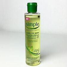 Tipo simple para la Piel Hidratante Aceite de limpieza 125ml