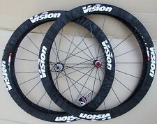 Vision Metron 40 Tubular wheels