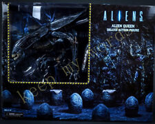 Aliens Ultra Deluxe Action Figure Xenomorph Alien Queen NECA Collection 15 Inch