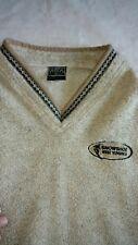 Sansegal Mens Snowshoe Ski Sweater size XL