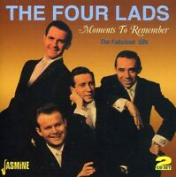 The Four Lads - Moments To Remember/Fabulous [New CD]